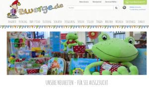 ZWERGE.de-Onlineshop