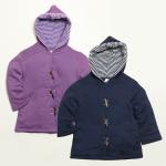 Warme Jacken aus Bio-Baumwolle