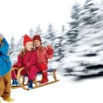 Schneenanzüge und warme Jacken von finkid