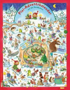 adventskalender Ideen - Pixi Adventskalender - mit 24 Pixibüchern