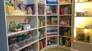 Baby- und Kinderbücher zum anschauen, vorlesen und selber lesen.