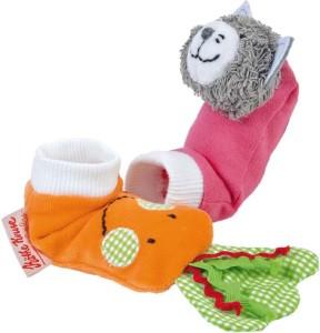Activity Socken im Garten von Käthe Kruse