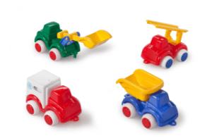 Kleine handliche Autos - chubbies