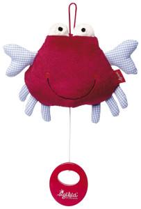 Spieluhr 40979 sigikid Krabbe