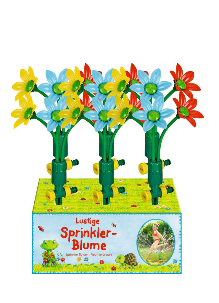 Die Spiegelburg - Sprinklerblume für den lustigen Spritzspaß