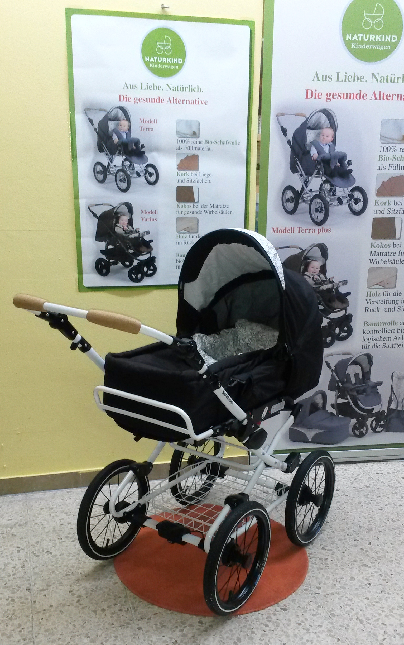 Naturkind Vita im Ladengeschäft in Weinsberg bei Heilbronn