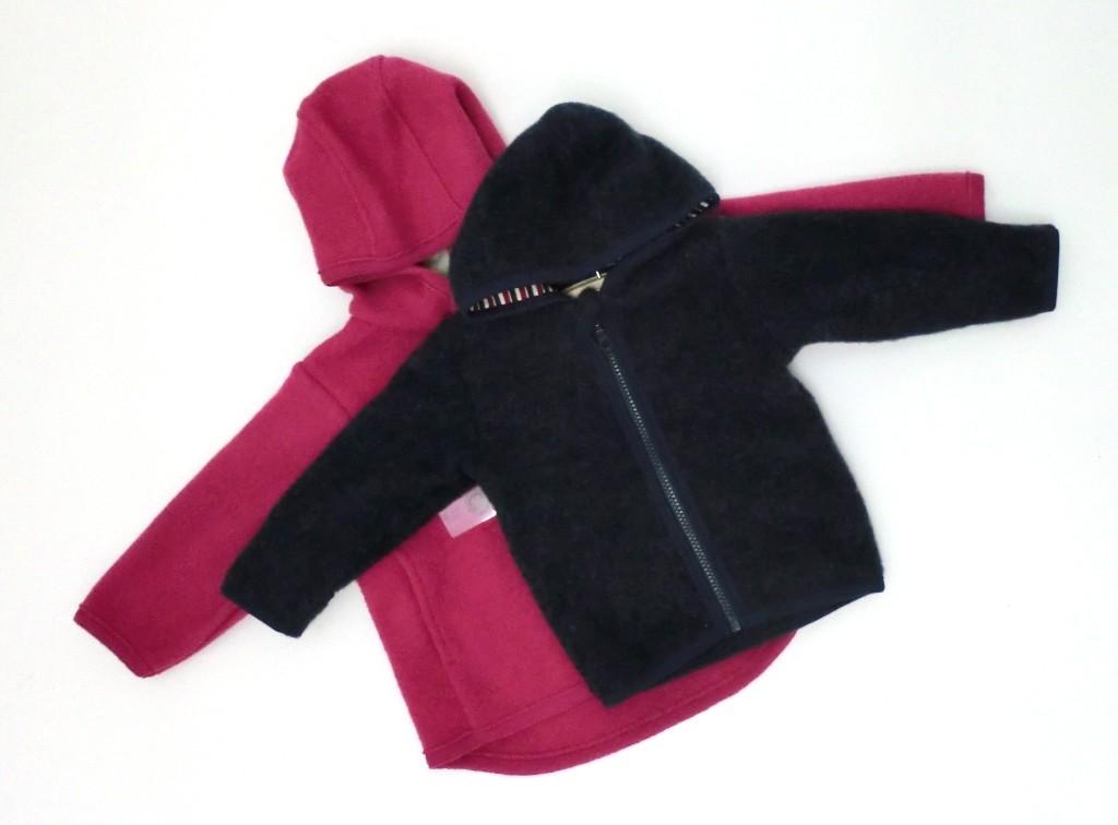 winterjacke für kinder - Wollwalk oder Wollfleece
