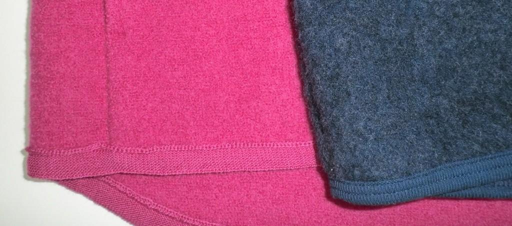 Wollwalk oder Wollfleece als Winterjacke für Kinder?