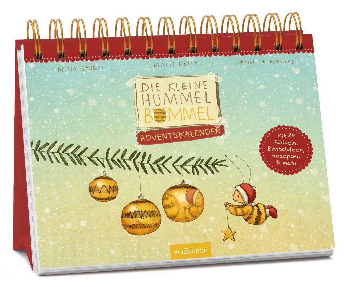 Hummel Bommel Adventskalender