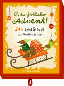 24 Adventskalenderideen - Adventsspiele